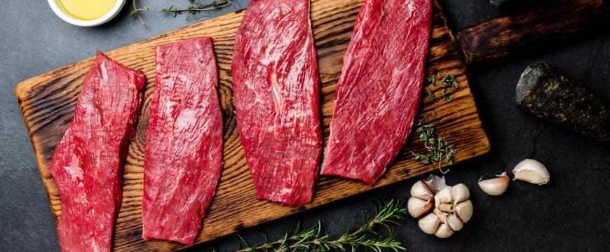FLAT IRON Steak: η επίπεδη εύγευστη μπριζόλα